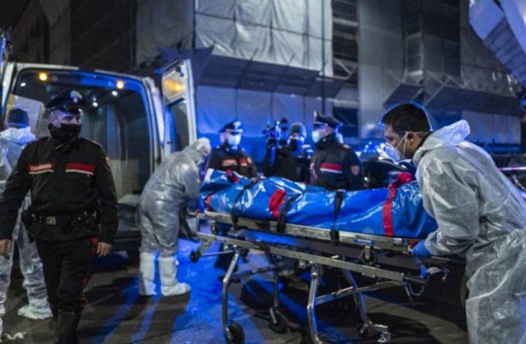 Ginecologo ucciso a Milano