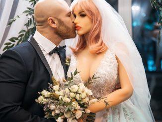 Yurii Tolochko sposa bambola gonfiabile Margo