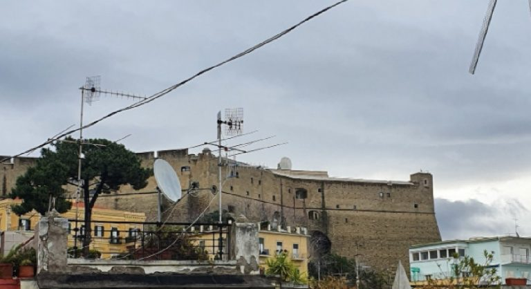 Allerta meteo Napoli