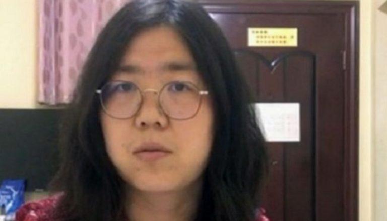 Attivista cinese condannata 4 anni