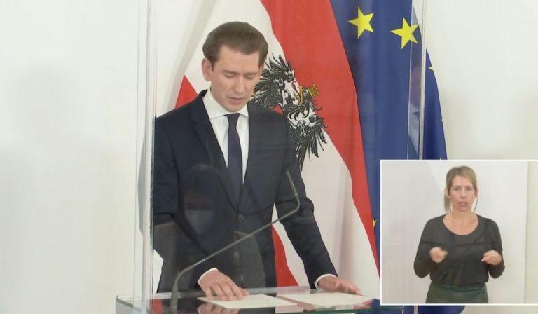 Austria terzo lockdown totale