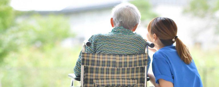 terracina - anziana signora - badante