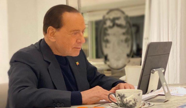 Berlusconi non sosterremo Governo