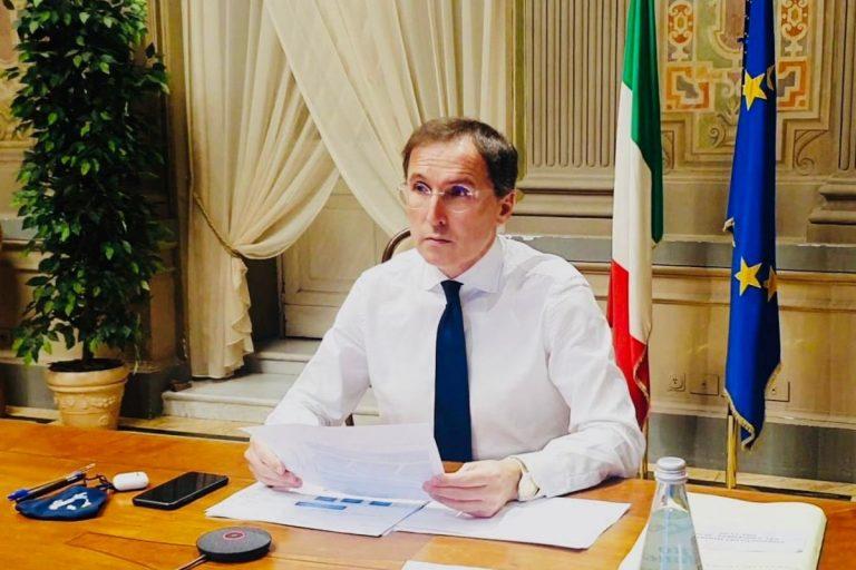 Boccia impugnativa ordinanza Abruzzo