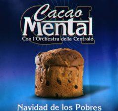 Cacao Mental Navidad de los pobres