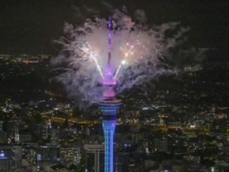 Capodanno Auckland