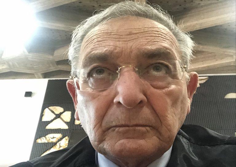 carlo taormina e la sua discesa in politica con italia libera