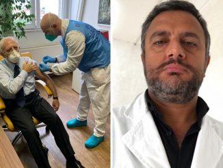 Chirurgo vaccino De Luca
