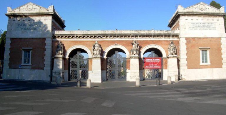 Cimiteri romani