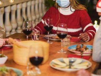 Come evitare il contagio a Natale