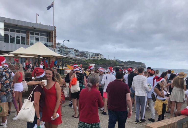 Covid-19 in Australia, mega party vicino la spiaggia