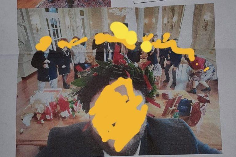 Foggia sindaco autorizza festa di laurea