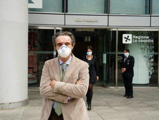 Lombardia, Fontana: ecco come uscire dalla crisi pandemica