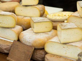 Listeria monocytogenes, formaggio