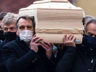 Funerale Paolo Rossi Cabrini