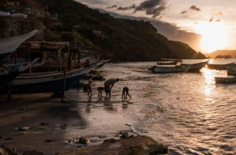 gioielli sulla spiaggia venezuela