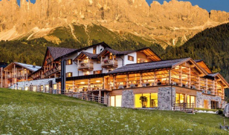 Hotel di montagna e resort chiusi