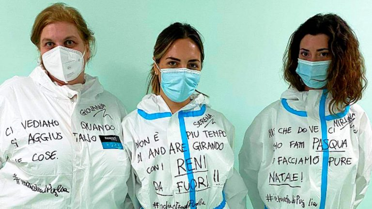 Ironia infermiere
