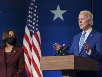 Joe Biden eletto presidente
