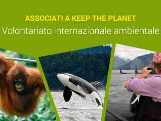 keep the planet aiutare la natura