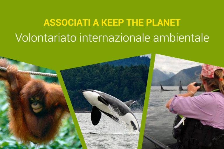 keep the planet aiutare la natura