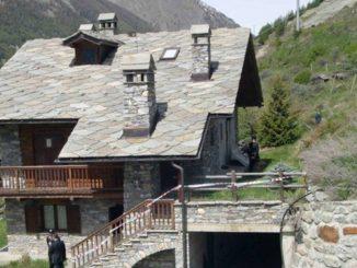 La villa di Cogne