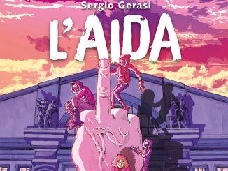 """Sergio Gerasi: """"L'Aida è una graphic novel critica, ma non anti-moderna"""""""