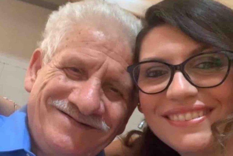 L'appello della figlia per il compleanno del suo papà