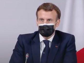 Macron Conte tamponi negativi