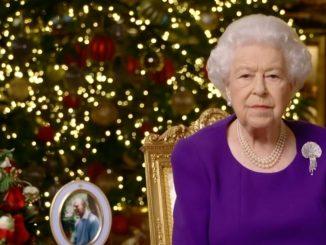 messaggio di Natale regina Elisabetta