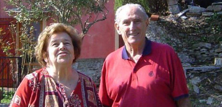 Mirka e Gianfranco