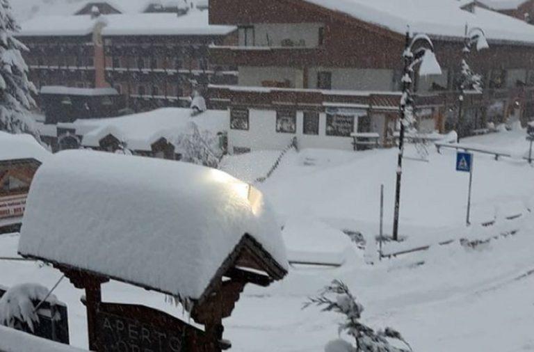 Neve Madonna di Campiglio