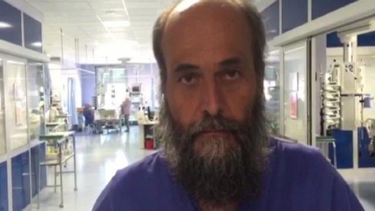 Paolo Malacarne, umanizzare terapie intensive per pazienti covid