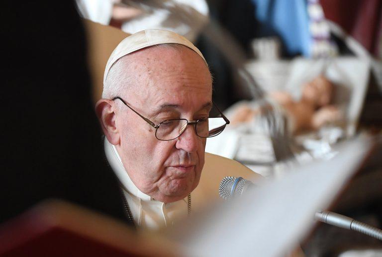 papa francesco tampone 768x517