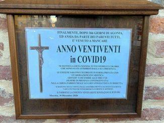 Parroco Moretta funerale 2020