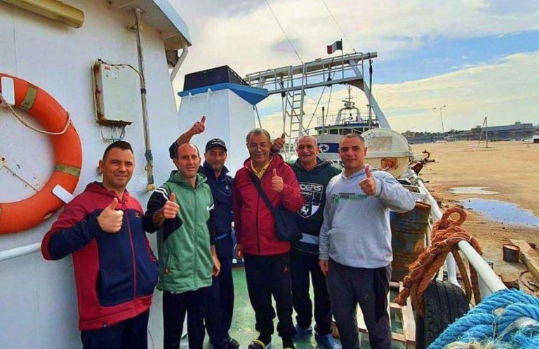 pescatori libia liberati toni capuozzo