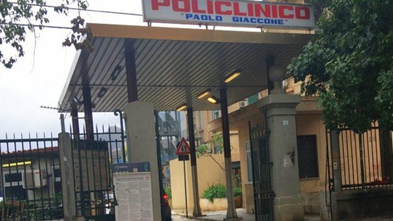 Covid Policlinico Palermo