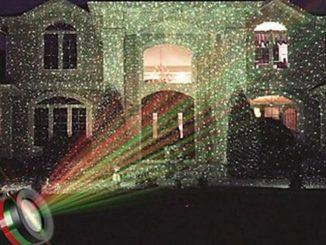 proiettore luci da esterno