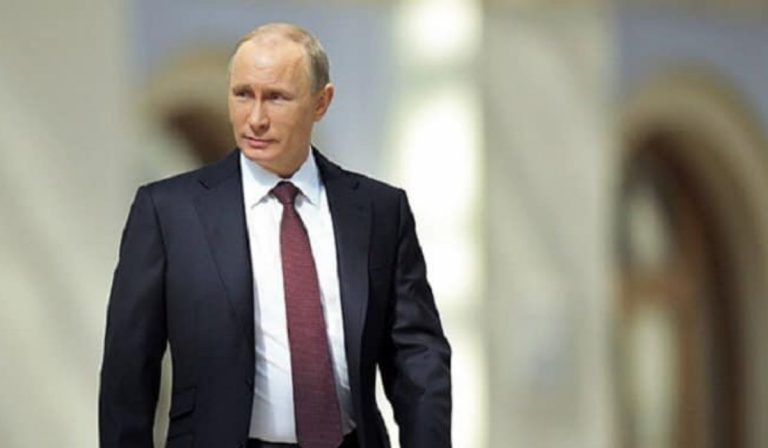 Putin Vaccino