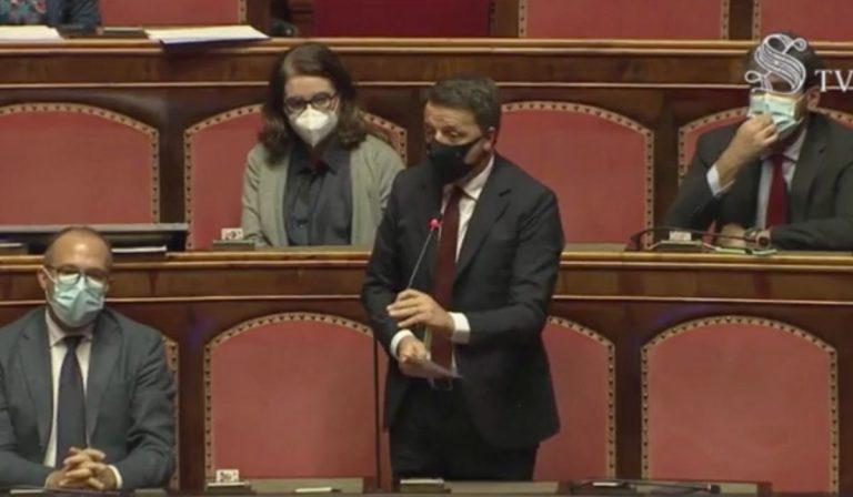 Recovery Plan Matteo Renzi