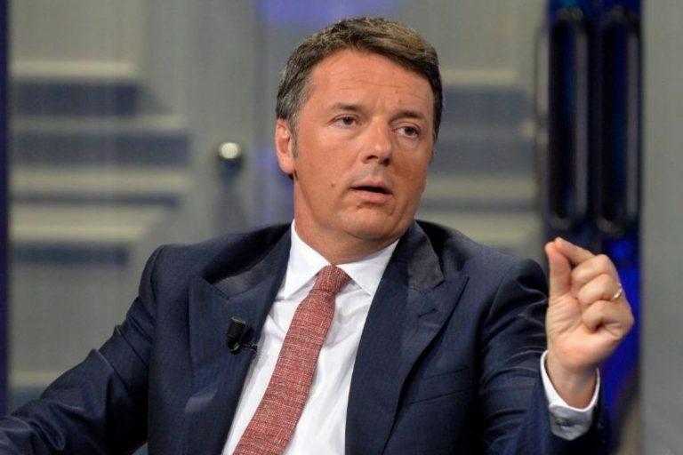 Renzi Recovery Fund Conte