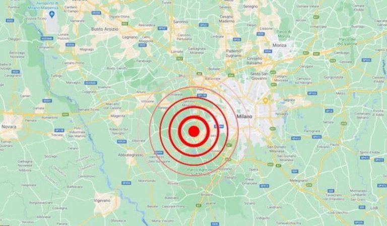 Scossa Milano 500 anni
