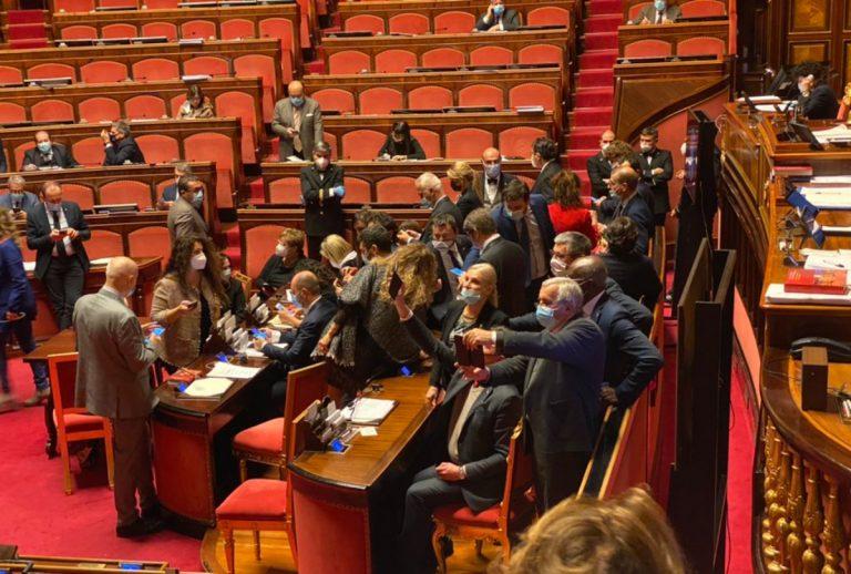 senato decreto sicurezza