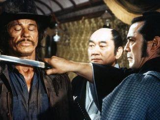 Sole Rosso: recensione del film western con i samurai su Rai Play