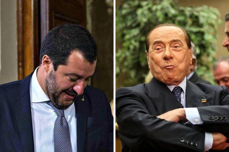 Sondaggi elettorali cresce Berlusconi