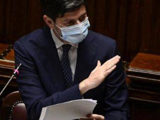 Speranza piano vaccini Senato