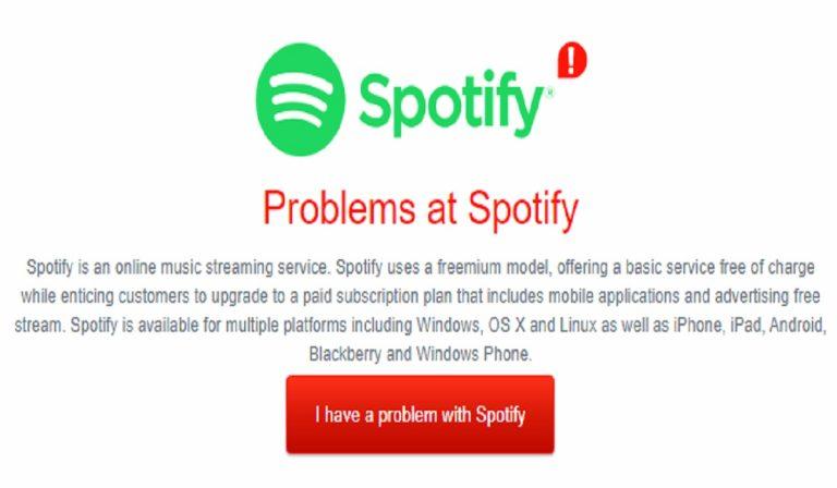 Spotify down, l'app non funziona in tutto il mondo: cosa succede