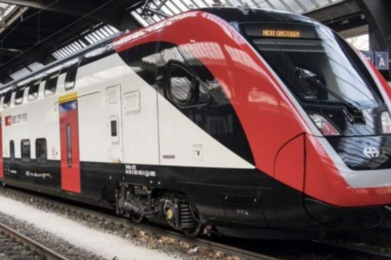 Svizzera blocca treni per Italia