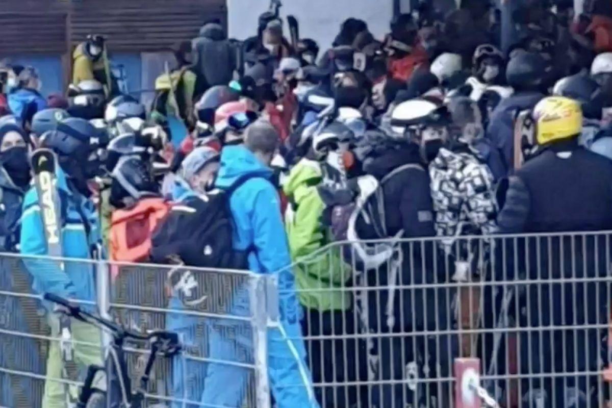 svizzera folla