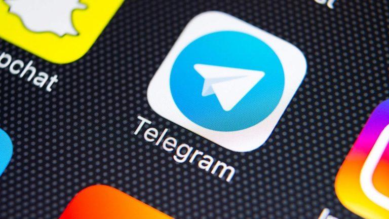 Telegram non funziona